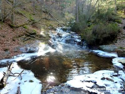 Sestil de Maillo - Mojonavalle; senderismo en la sierra de madrid; senderismo sierra norte madrid;vi